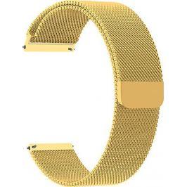 Ремешок для часов Lyambda универсальный для часов 22 mm CAPELLA DS-GM-01-22-GL Gold