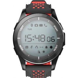 Умные часы NO.1 F3 черно-красные (NO.1F3R)