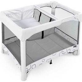 Манеж-кровать 4moms Breeze Plus серый 2000733
