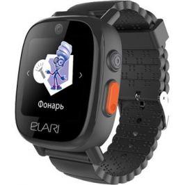 Часы-телефон Elari Fixitime 3 черные ELFT3BLKRUS