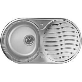 Кухонная мойка Teka BASICO DR-78 1B 1D MCTEX 10130003
