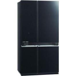 Многокамерный холодильник Mitsubishi Electric MR-LR78EN-GBK-R Черный бриллиант