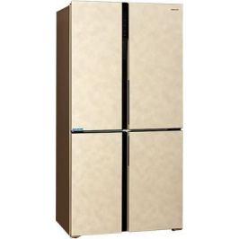 Многокамерный холодильник Hiberg RFQ-500DX NFYm inverter