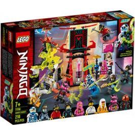 Конструктор Lego Ninjago Киберрынок 71708