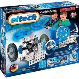 Конструктор Elitech металлический ''Механик'' (250 дет. минимум 6 моделей) 00007